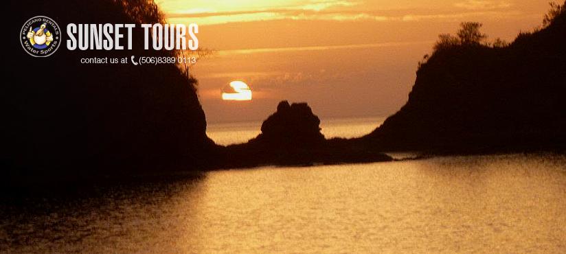 sunset costa rica tour