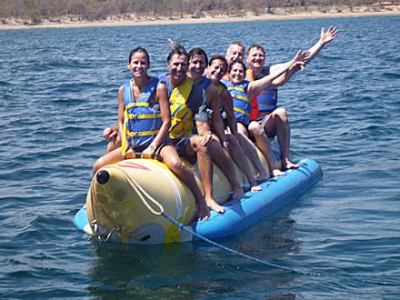 Bannana Boat Tours Guanacaste Water Sports