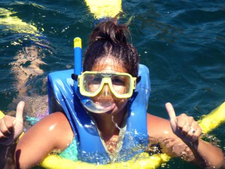 Snorleling Tour Pelicano Guanacaste Costa Rica